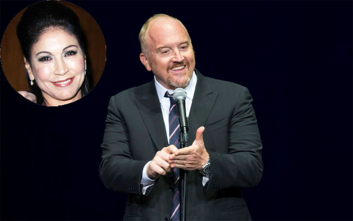 Is Louis C.K.'s Ex-Wife Alix Bailey Currently Single or Dating? Her