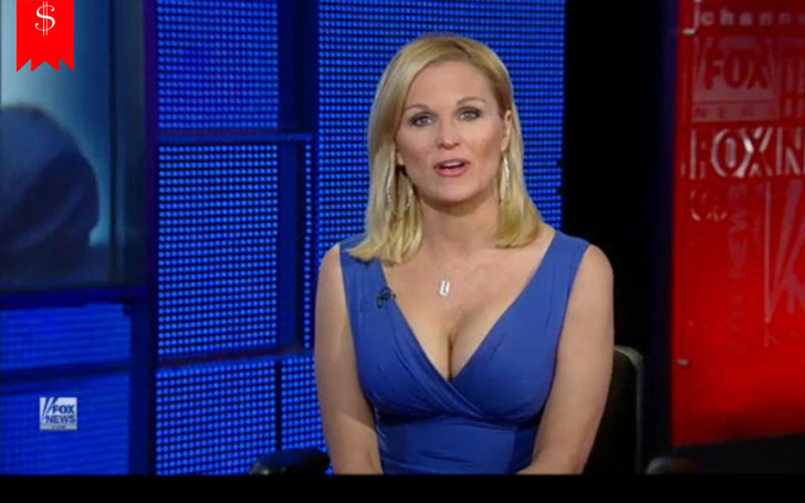 Juliet Huddy's Net Worth, Salary and Income Sources! Here's