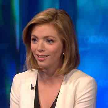 Kayla Tausche- Salary, CNBC, Age, Wedding, Married, Husband