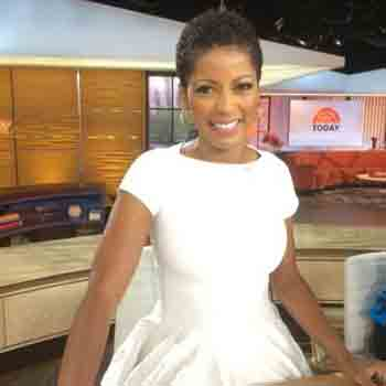 who is tamron hall dating in 2015