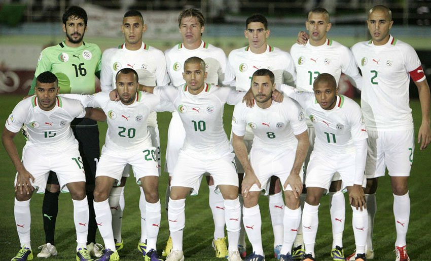 Algeria FIFA World Cup 2014