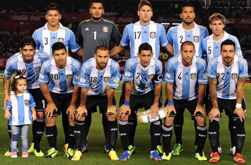 Argentina FIFA World Cup 2014