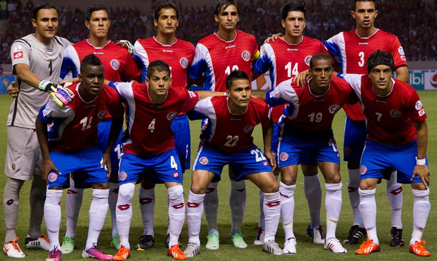 Costa Rica FIFA World Cup 2014
