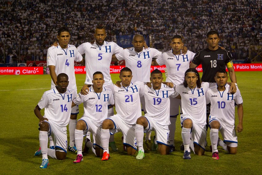 Honduras FIFA World Cup 2014