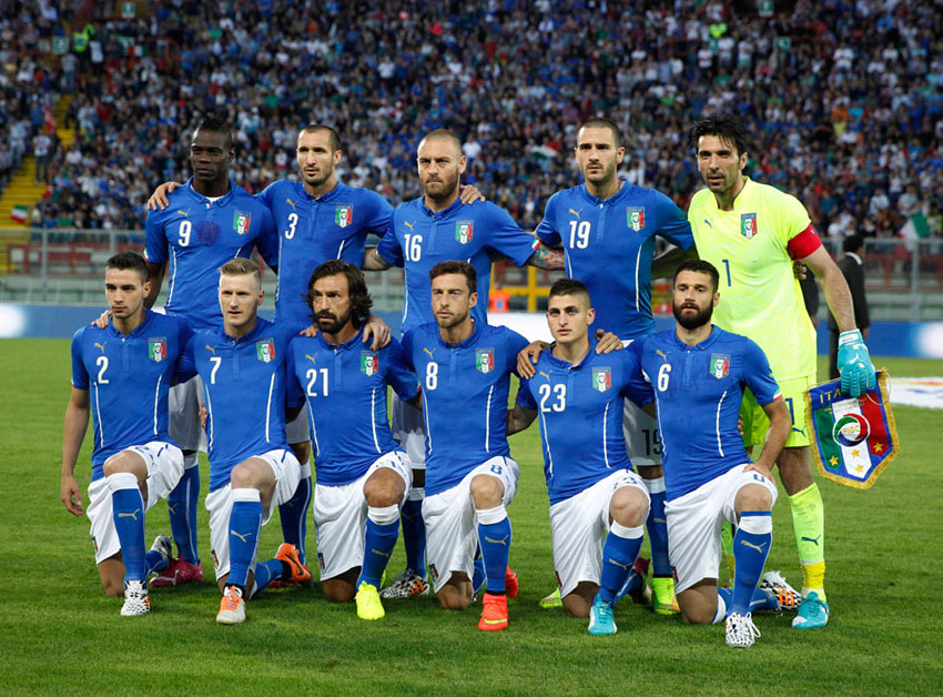 Awesome Italy Fifa World Cup 2014 History Achievements Qualifier Hairstyles For Men Maxibearus