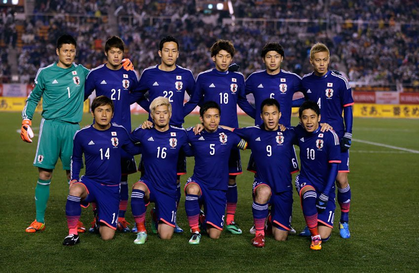 Japan FIFA World Cup 2014