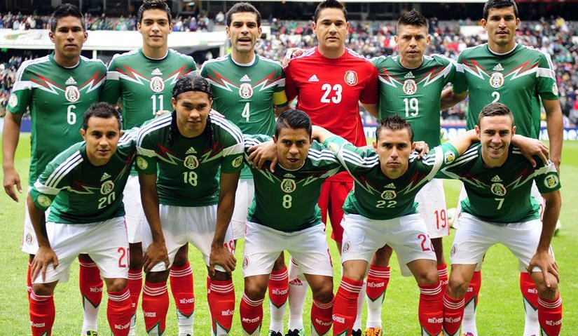 Mexico FIFA World Cup 2014