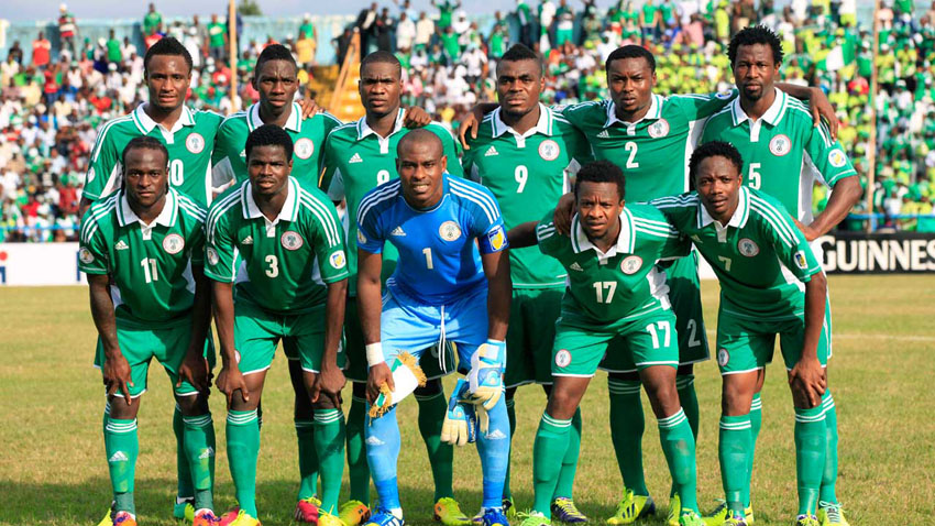 Nigeria FIFA World Cup 2014