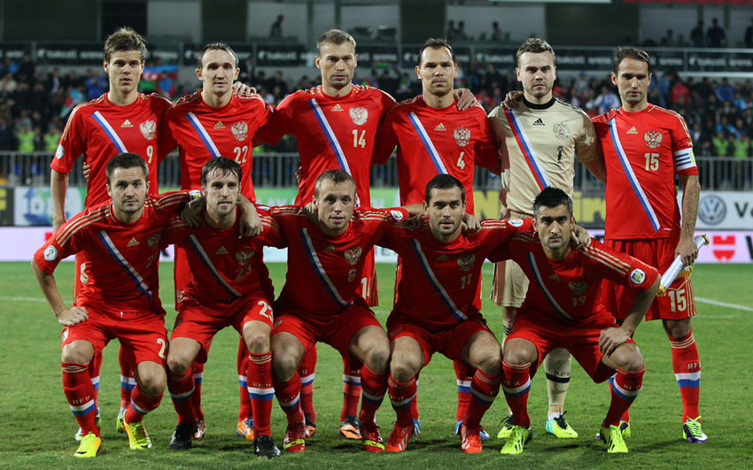 Russia FIFA World Cup 2014