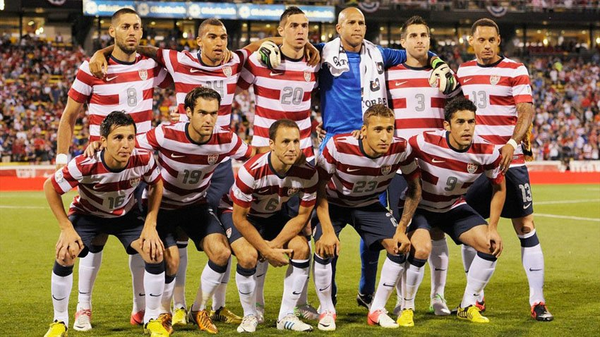 USA FIFA World Cup 2014