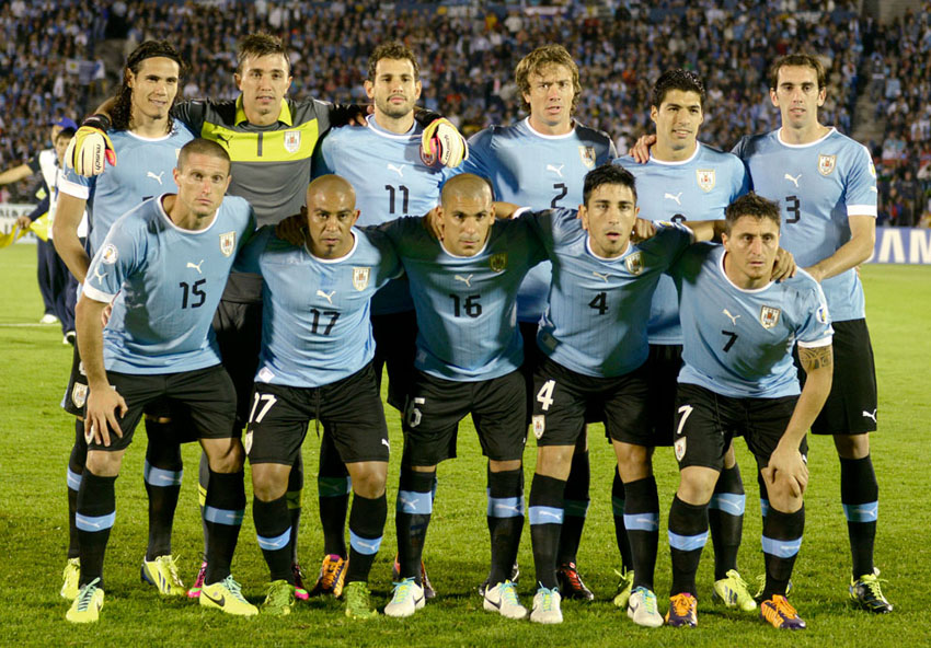 Uruguay Football Team History