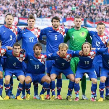 Croatia FIFA World Cup 2014