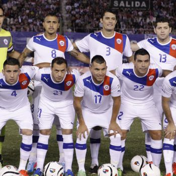 Chile FIFA World Cup 2014
