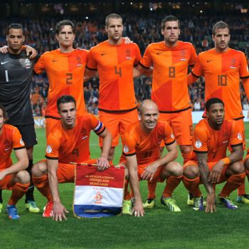 Netherlands FIFA World Cup 2014