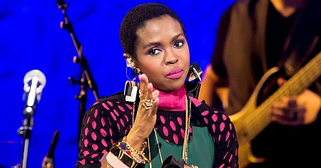 Musician Lauryn Hill Is Raising Eyebrows With Fans ...