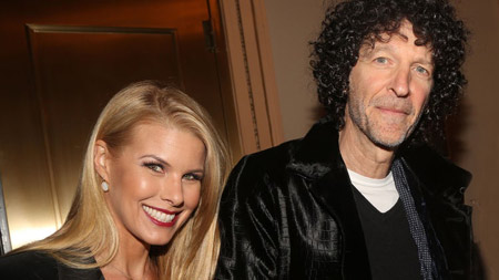 Howard stern dating life