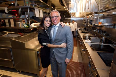 Is chef zakarian married