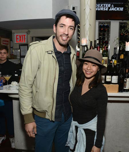 Drew Scott Marries To Long Time Girlfriend Linda Phan In