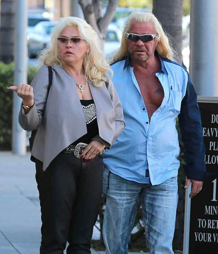 Duane Chapman Gets His Wife Name Tattooed On His Chest
