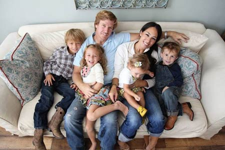 Former Fixer Upper Couple Joanna Gaines And Chip Gaines