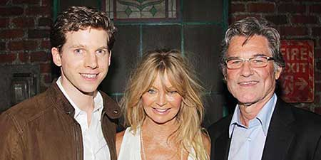 Who is Kurt Russell and Season Hubley Son Boston Russell?