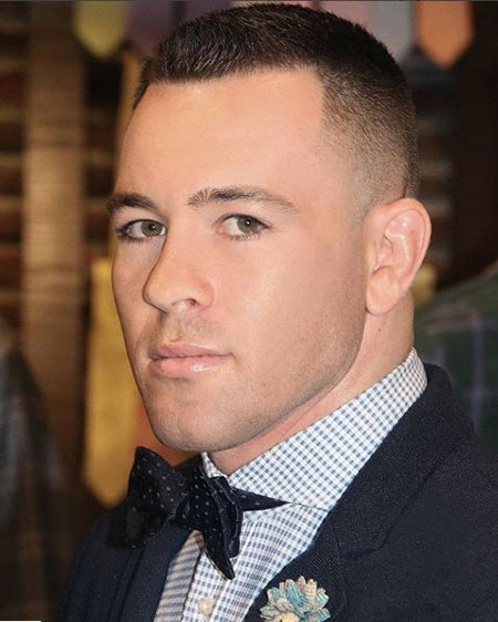 Age 30 American Mixed Martial Artist Colby Covington Has