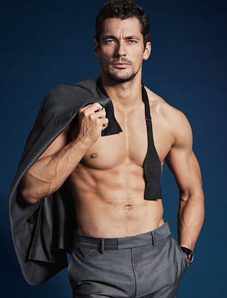 David Kinked - Model page