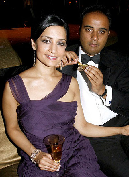 Archie Panjabi S Longtime Married Relationship With