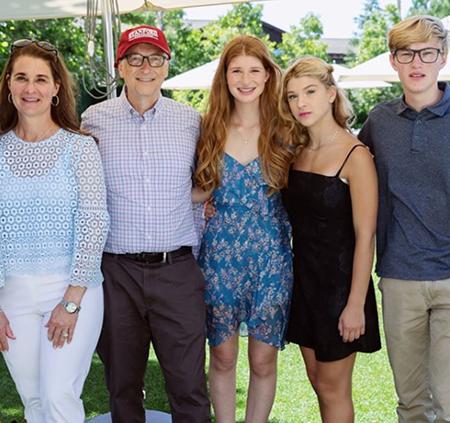 Phoebe Adele Gates Bio Career Net Worth Father Bill