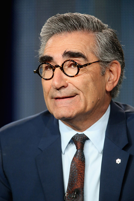 Eugene Levy Wife, Son, Family, Net Worth, Movies, Daughter, Movies