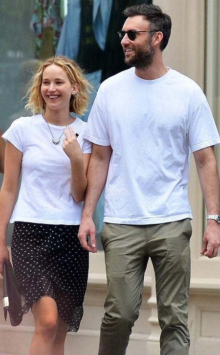 Who Is Cooke Maroney Meet Jennifer Lawrences New Boyfriend