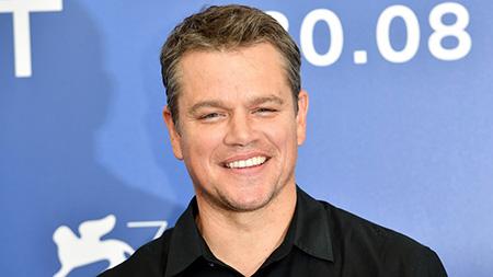 Matt Damon Bio - affai...