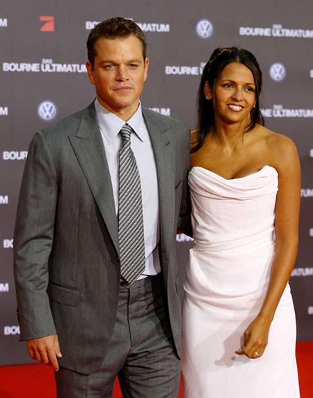 Matt Damon Bio - affair, married, spouse, net worth ...