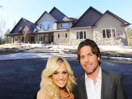 Audi Of Nashville >> Carrie Underwood' Husband Mike Fisher's Net worth in 2017 ...