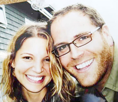Hallie Gnatovich Wedding Pictures.American Tv Presenter Josh Gates Married Relationship With Wife