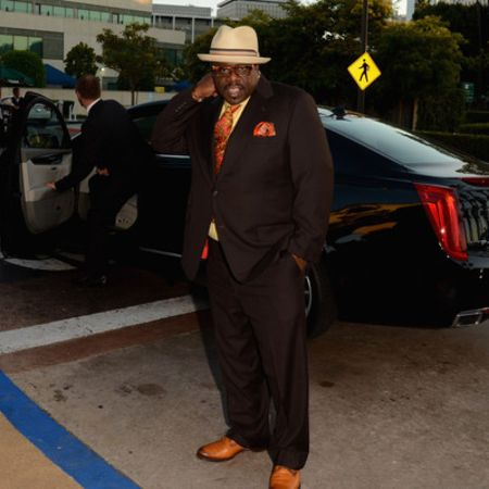 54 Years American Comedian Cedric The Entertainer S