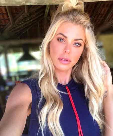 brazilian model caroline bittencourt died after she dived