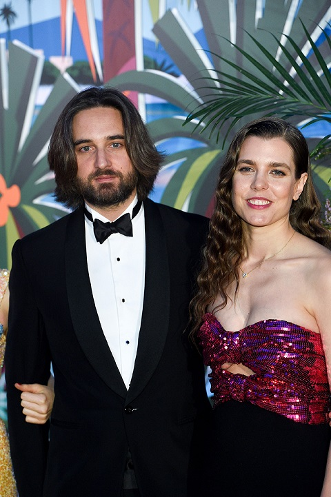 Grace Kelly S Granddaughter Charlotte Casiraghi Is Soon To