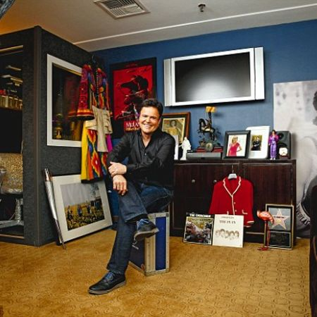How Donny Osmond Earned Multimillion Dollar Net Worth