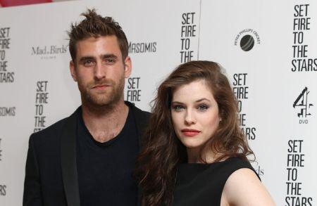 Oliver Jackson Cohen og Jessica de gouw dating