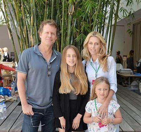 Helen Labdon Wiki: Bio on married life, husband, divorce ...  Kathryn Kinnear Lily Photos