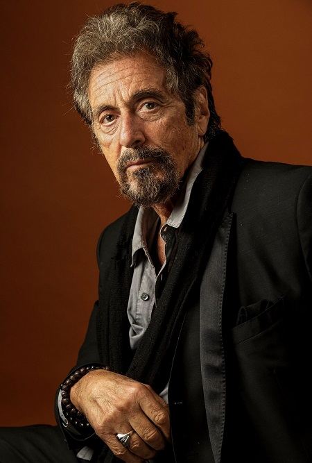 Nominee Profile 2020: Al Pacino, The Irishman | Golden