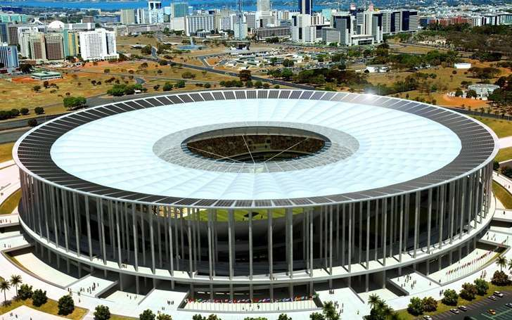 World Cup Stadium of Brazil