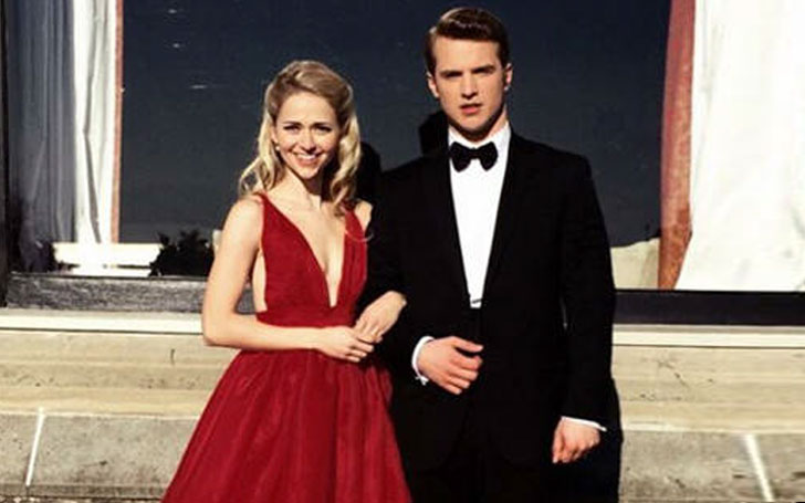 UnREAL Star Johanna Braddy GOt Married To Long Term Boyfriend Freddie Stroma, Wedding Details