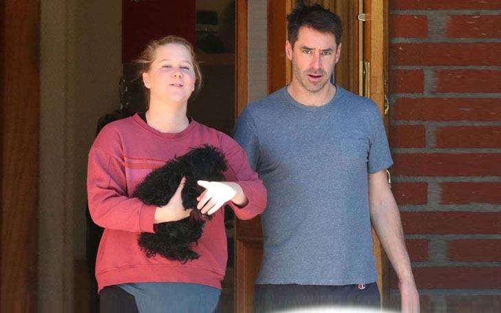 Meet Chris Fisher; Boyfriend-turned-husband of Actress Amy Schumer- Everything You Need to Know About him including his Relationship with Schumer