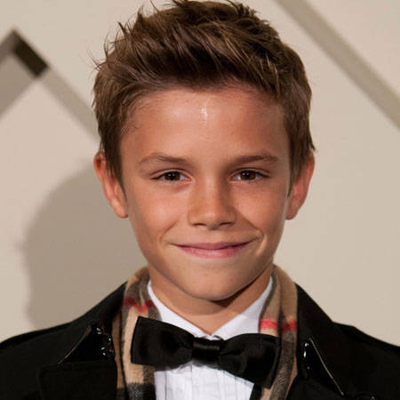 Romeo Beckham Bio Family Career Parents Instagram