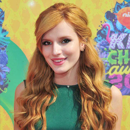 Bella Thorne Bio: care...