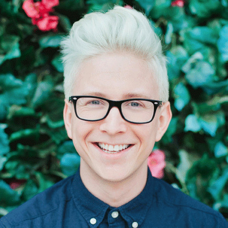 tyler oakley is he gay