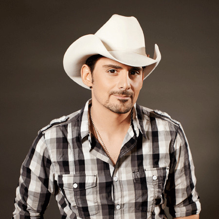 Brad Paisley Tour  Songs