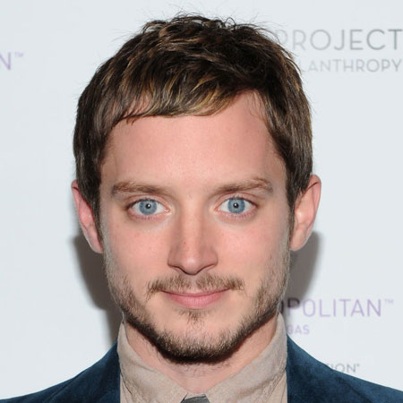 Is elijah wood gay
